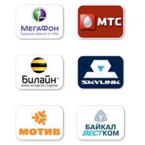 Операторы сотовой связи Усть-Калманки